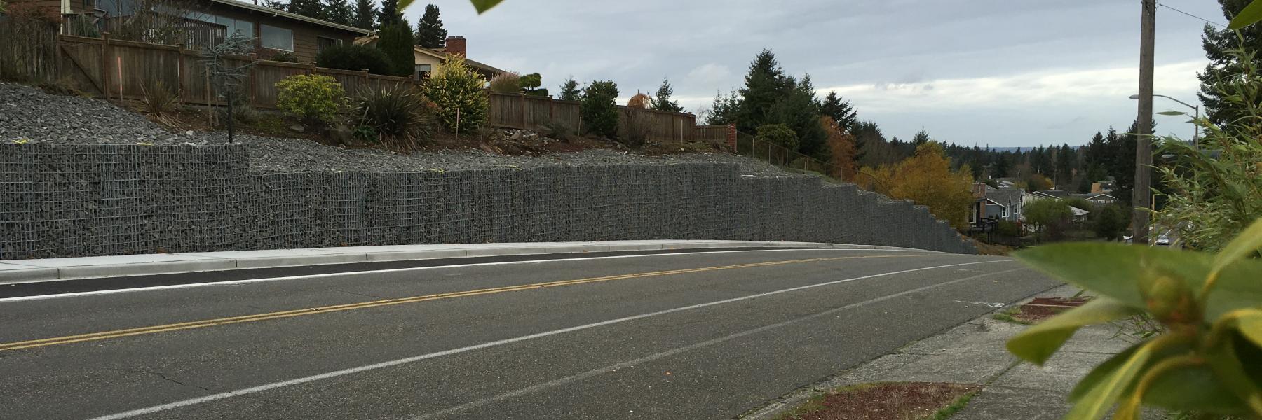 N. Vassault Street Sidewalk Improvements