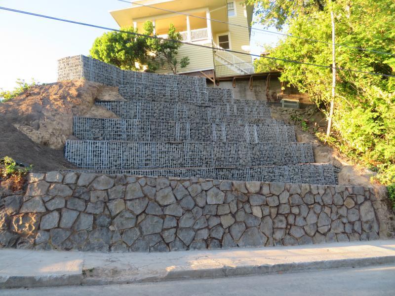 Spiralnail Wall