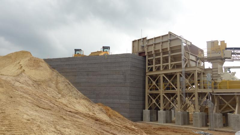 Wisconsin Frac Sand Plant