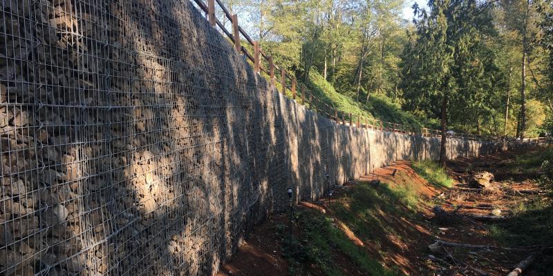 Mud Mountain Dam Fish Passage Facility
