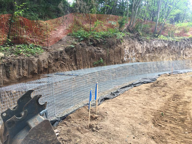The Bluffs Park - Bonny Slope Trail Project