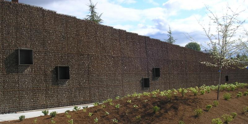 MSE Welded Wire Wall and Trinity Wall