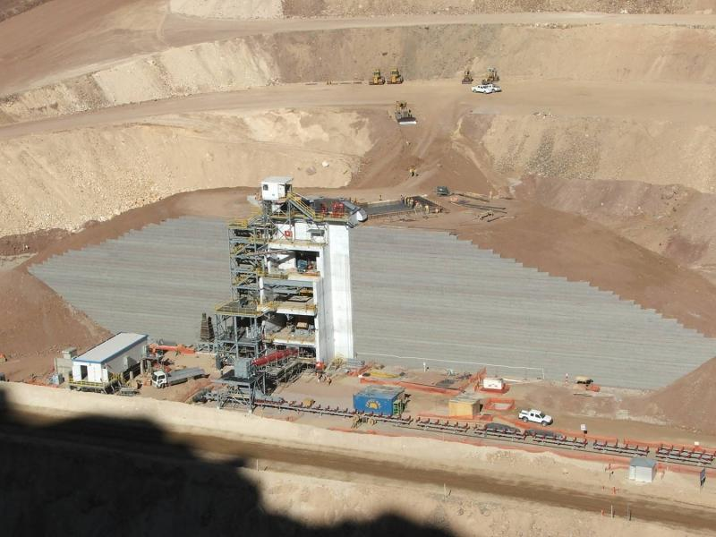 San Cristóbal Mine Project