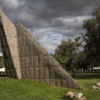 Gabion Artistic Sculpture