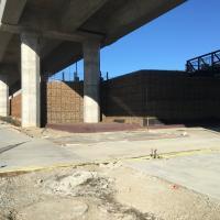 Northgate Link Extension Light Rail Project ArtWeld Gabions