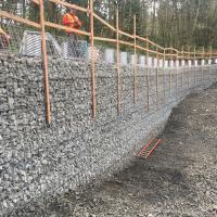Welded Wire Wall Newberry Road