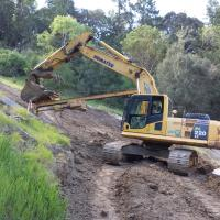 Garberville Water Clarification three