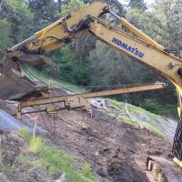 Garberville Water Clarification four