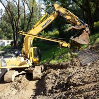 Garberville Water Clarification eight