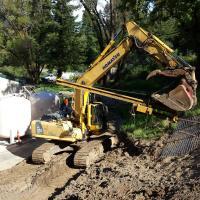 Garberville Water Clarification nine