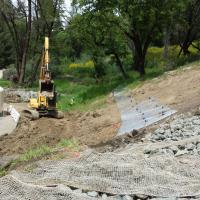Garberville Water Clarification ten