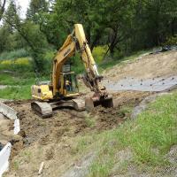 Garberville Water Clarification twleve