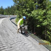 Caltrans 01-0A5204 MSE Welded Wire Wall