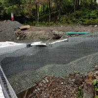 Glacier Highway Reconstruction-6 MSE Welded Wire Wall