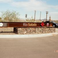 Rio Salado Sign