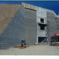 Kemmerer Mining Project MSE Welded Wire Wall