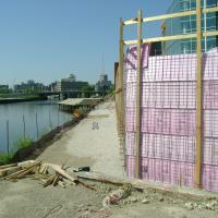 MSE 2 stage ers wire wall - riverbend