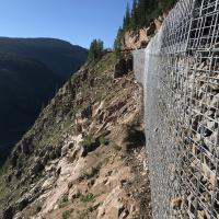 US 550 Molas Pass MSE Welded Wire Wall