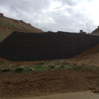MSE crusher wall Mining Application