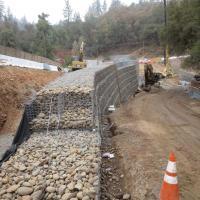 Green Valley Road at Weber Creek Bridge