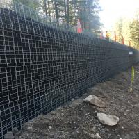 Weihl Road Improvements MSE Welded Wire Wall