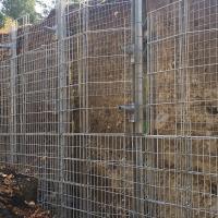 Mallard Pointe Spiralnail MSE wall