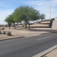 PSHIA Turf Removal & Landscape Design ArtWeld Gabions