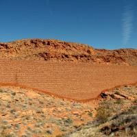 Welded Wire Wall