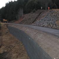 Wilder Ridge Road Repair