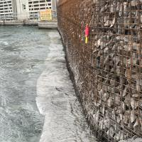salmon falls MSE Welded Wire Wall