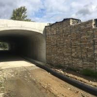 SE 62nd Street Extension Improvements ArtWeld Gabions