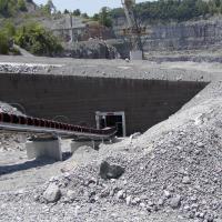Mining Wall