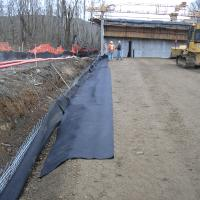 Purdy Creek Bridge Replacement MSE Welded Wire Wall