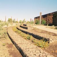 Chaparral Water Treatment Plant ArtWeld Gabions