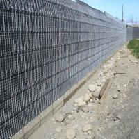 Rush Road to 13th Street 2 Stage ERS Wire Wall
