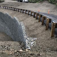 CA ERFO Angeles NF 3N17(2) Santa Clara Divide MSE Welded Wire Wall