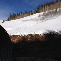 Smoky Canyon Mine MSE Wall